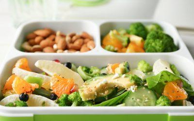 Pause repas au boulot : 10 recettes végétariennes à emporter