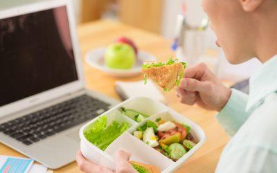 8 recettes healthy à emporter pour des repas sains au travail