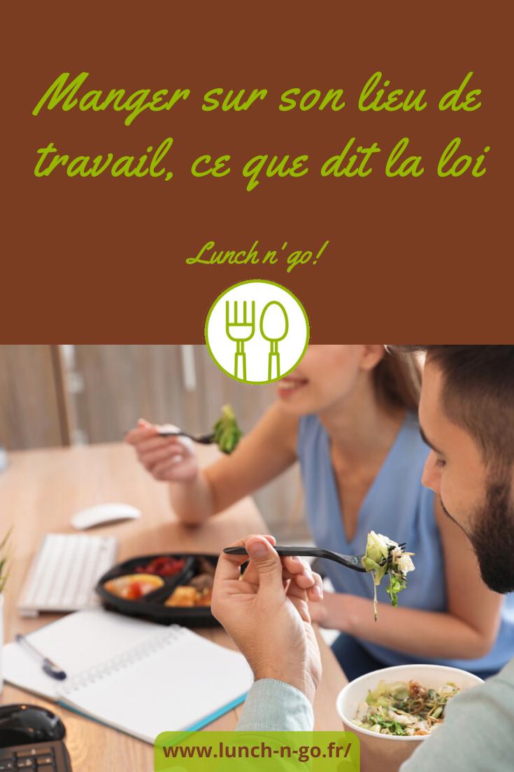 Que dit la loi sur le fait de manger sur son lieu de travail? Pour éviter les problèmes avec son employeur, mieux vaut être bien informé !