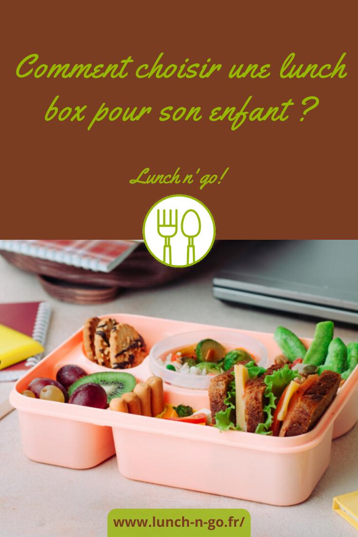 Comment choisir une lunch box pour son enfant ? Quels sont les différents modèles existants ? Quels critères prendre en compte ? On vous dit tout !