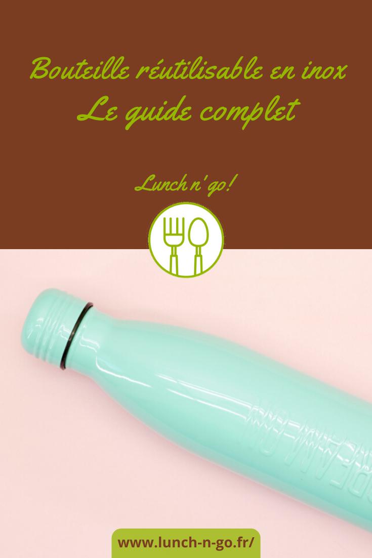 Hydratez-vous tout au long de la journée avec des bouteilles en inox fonctionnelles, stylées et personnalisables. Ecolos et hygiéniques, choisissez votre meilleure alliée parmi de nombreux modèles !