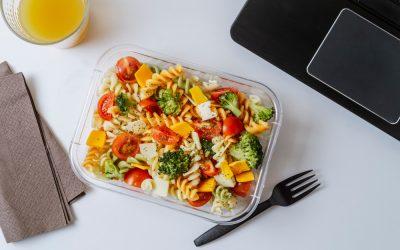 7 recettes de salades complètes | bien manger quand on est pressé