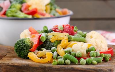 Légumes surgelés : sont-ils aussi nutritifs que les frais?