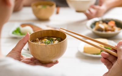 Les secrets minceur de l'alimentation japonaise