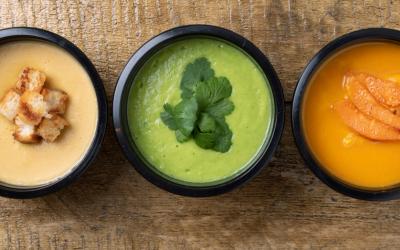 Pause soupe au travail : 7 recettes faciles de veloutés